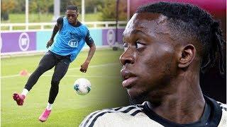 Aaron Wan-Bissaka could play through injury for Man Utd despite England withdrawal- transfer news...