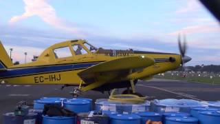 AIR TRACTOR AT-802F (EC-IHJ) en LESO
