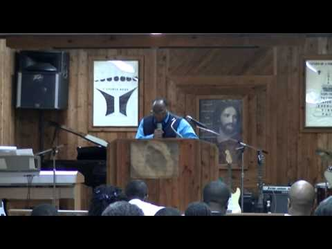 Message Of The Hour. Brother Jewel Forney March-31-2013