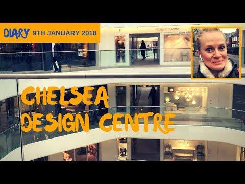 CHELSEA DESIGN CENTRE | INTERIOR DESIGN DIARY 40