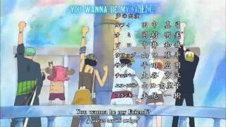 Repeat youtube video ONE PIECE  OP 10 WE ARE!! , COMPLETO [ FULL ] HD!