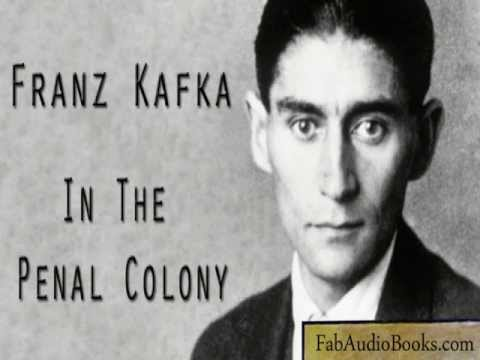 an analysis of in the penal colony by franz kafka