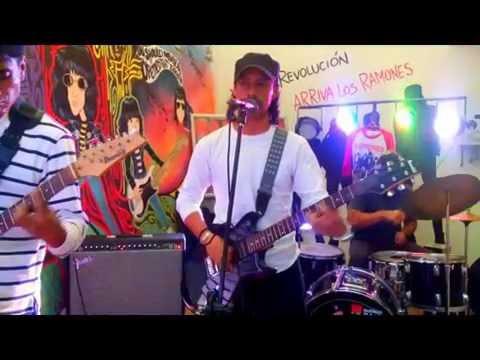 LupilloBlues / Tequila Con Pragne Rock Callejero RAMONES Casa Club