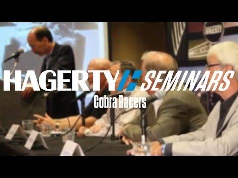 Cobra Racing | Hagerty Seminar
