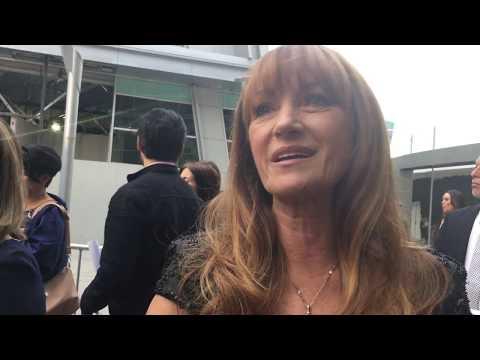 Pray For Rain Red Carpet - Jane Seymour, Annabelle Stephenson & director Alex Ranavirelo