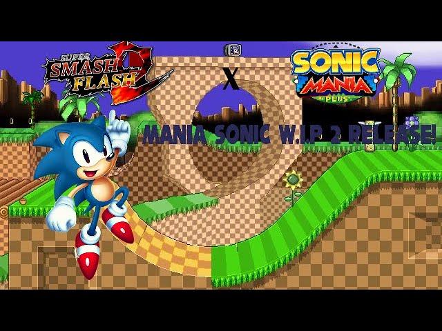 sonic mods ssf2 video, sonic mods ssf2 clip