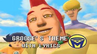 Groose's Theme With Lyrics - Man on the Internet