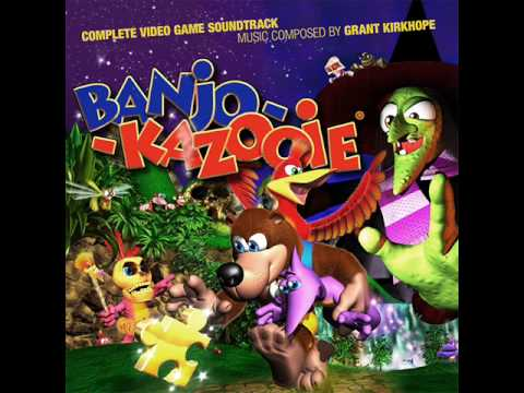 banjo kazooie credits