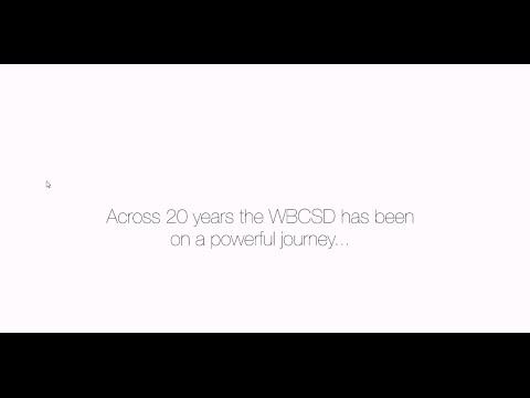 20 years of WBCSD