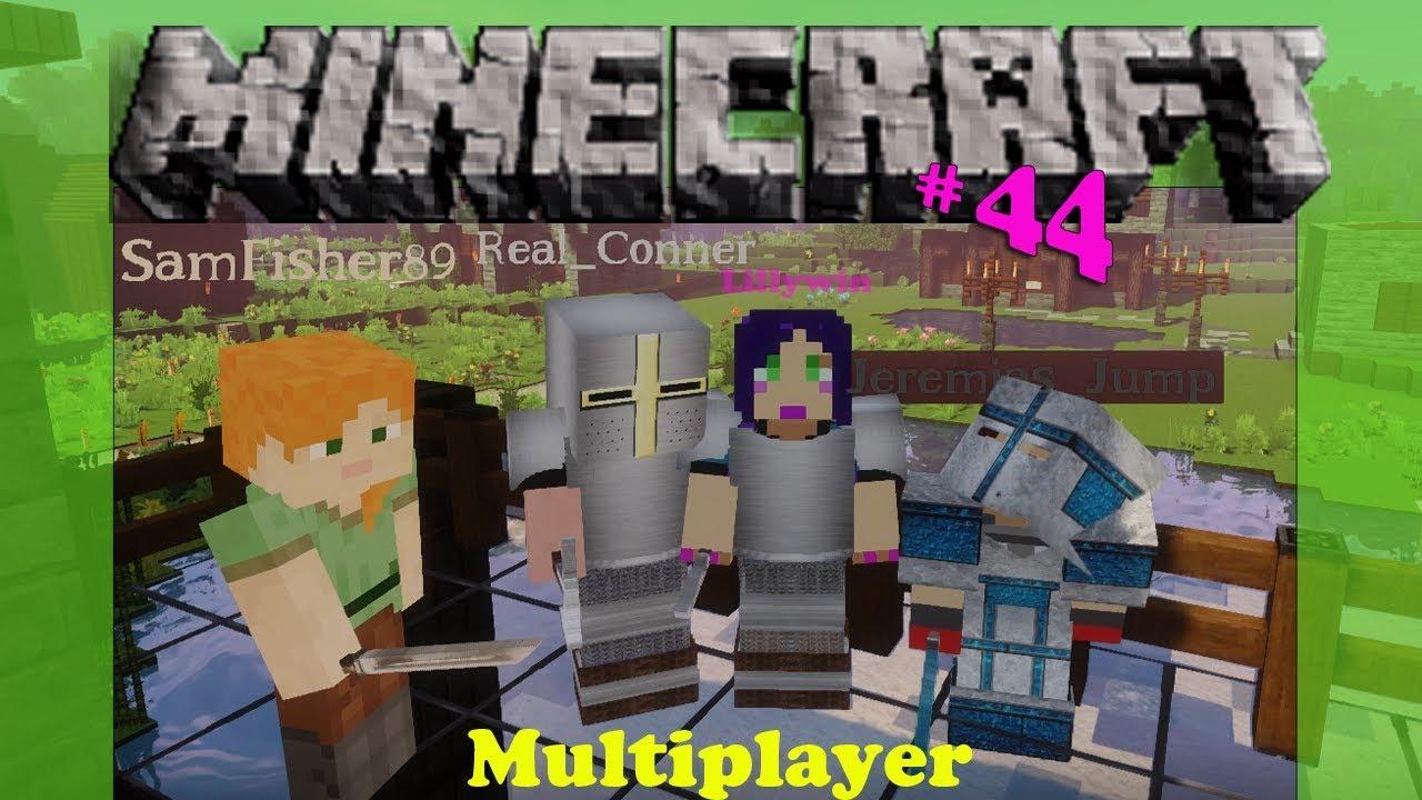 Minecraft Multiplayer Folge #44: Bilderrahmen mit viel Liebe. Mit ...