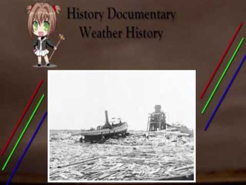Great Galveston Hurricane of 1900 | Weather History 2017