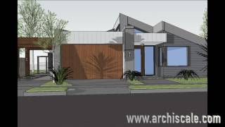 Proposed Gold Coast Dual Dwelling