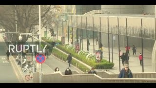 LIVE from Beijing as coronavirus restrictions relaxed