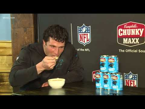 Kuechly stars in Campbell