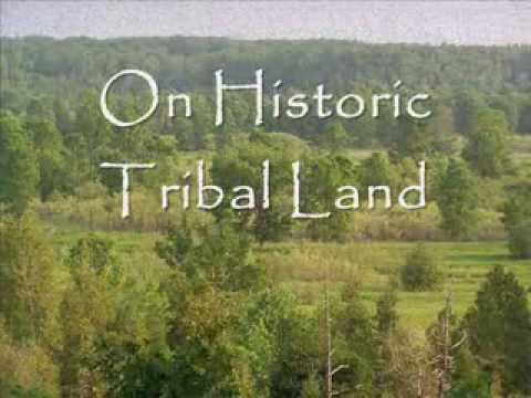"""LITTLE RIVER BAND OF OTTAWA INDIANS """"Indian Village Camp"""" (4 days Wilderness and Cultural Immersion)"""