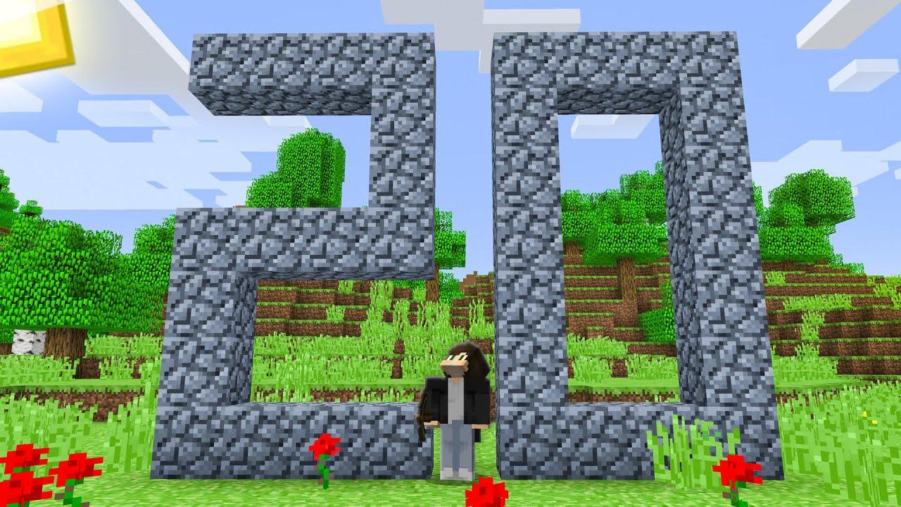 Sadece Eski Minecraft Oyuncularının Bildiği 20 Şey!