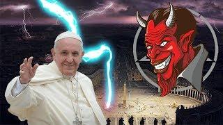 Panik im Vatikan ➤ Papst Franziskus und die Neue Weltordnung