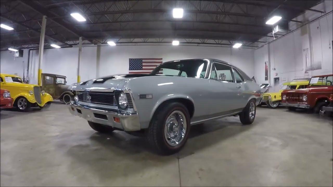 1968 Chevrolet Nova Ss Youtube Chevy