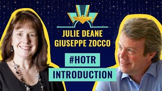 #HOTR INTRODUCTION - JULIE DEANE & GIUSEPPE ZOCCO