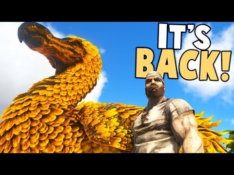 ARK: Annunaki - BACK TO OUR ROOTS! JURASSIC GENESIS SOLO SERIES! - (1) Ark Survival Evolved