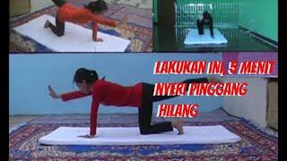 Video SYARAF KEJEPIT PART 2: Cara Sembuhkan Syaraf Kejepit (lower  back pain). Please LIKE & SHARE  GBU download MP3, 3GP, MP4, WEBM, AVI, FLV Februari 2018