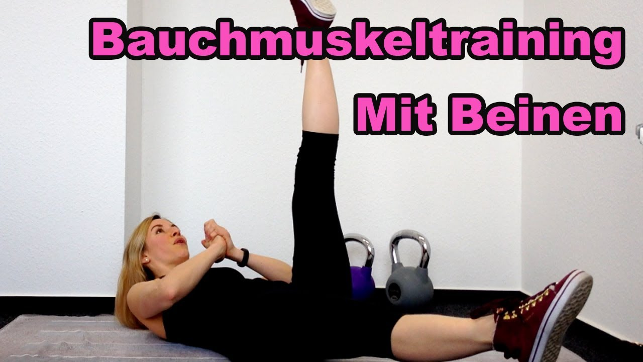 bauchmuskeltraining bung f r untere bauchmuskeln youtube. Black Bedroom Furniture Sets. Home Design Ideas