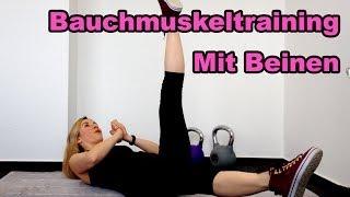Bauchmuskeltraining - übung für untere bauchmuskeln
