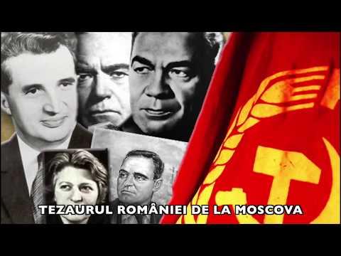 TEZAURUL ROMANIEI DE LA MOSCOVA - O AVERE FURATA (Totul Despre Tot)