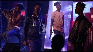 Sarkodie Kwesi Arthur Kwesi Slay K Mole Performance At 2018 Rapperholic