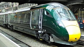 BRAND NEW GWR Green IEP at London Paddington