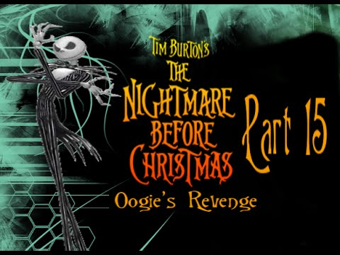 THE NEVER-ENDING WOODS   The Nightmare Before Christmas: Oogie's Revenge - Part 15