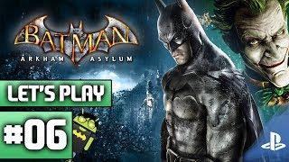 Batman Arkham Asylum (Return to Arkham) | Parte #6 | Español
