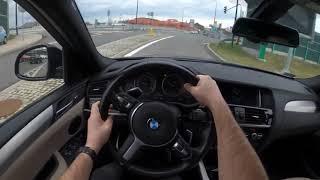 BMW X4 F26 Xdrive 2018 POV Test Drive