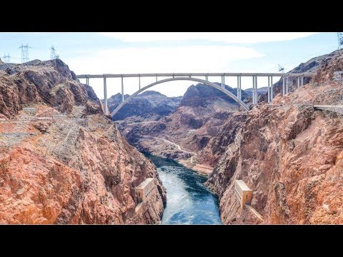"LAS VEGAS, HOOVER DAM & ""THE GRAND CANYON"""