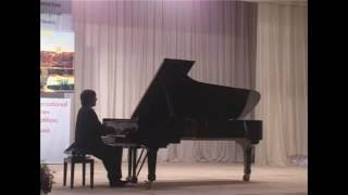 Lyadov Mazurka in F minor, Op.57 No. 3 Evgeny Dondukov