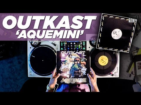 Discover Classic Samples On Outkast 'Aquemini'