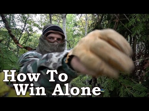 History Channel ALONE - Season 4 Casting Tape: The WINNING Survival Strategy!