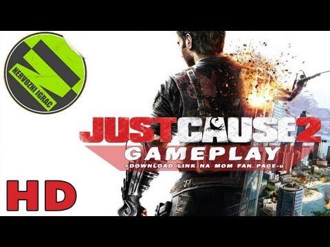 Just Cause 2 - Gameplay ( SRB CRO BiH ) |