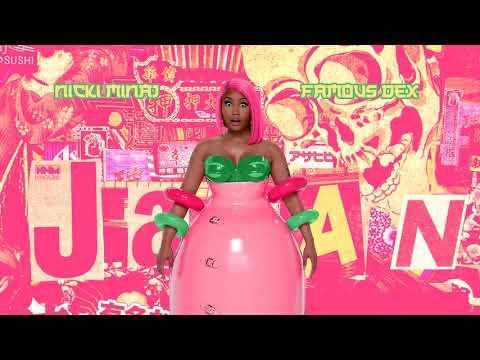 Nicki Minaj, Famous Dex - Japan [MASHUP]