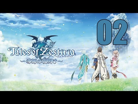 Tales of Zestiria - The Adventure Continues
