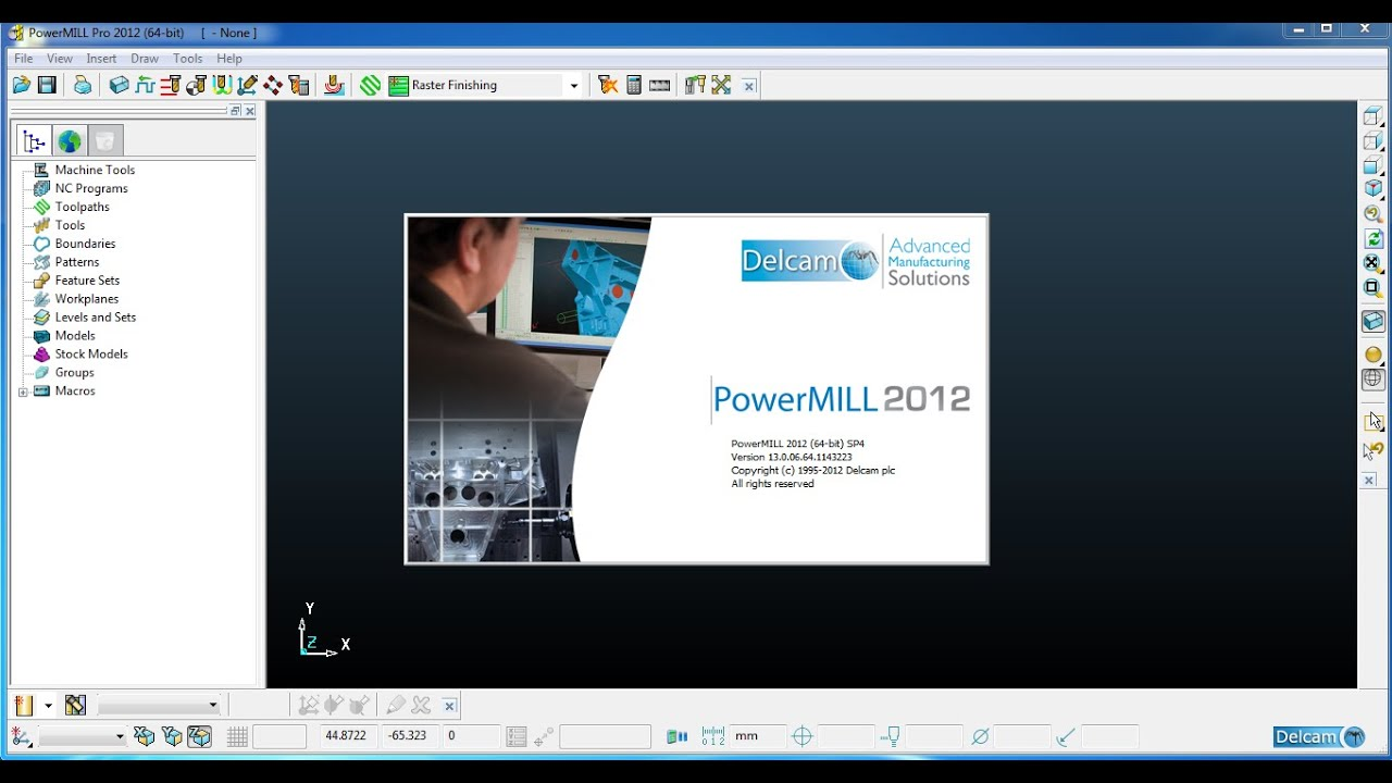delcam powermill 2012 installaton youtube rh youtube com Getting Started Guide Windows 7 Getting Started Guide Amazon