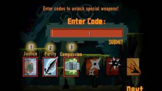 Samurai Jack - Code Of Samurai CHEATS