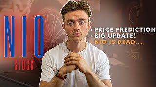 NIO Stock is DEAD! Why is The Stock STILL FALLING??? + Price Prediction