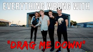 "Everything Wrong With One Direction - ""Drag Me Down"""