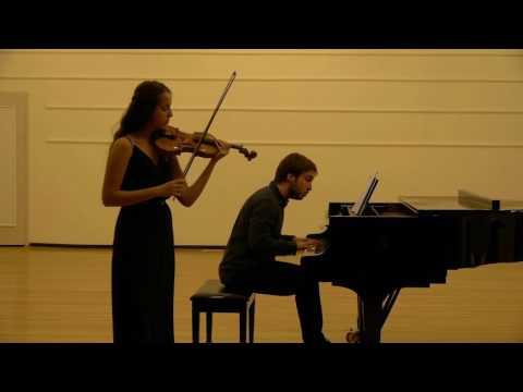 Mozart Violin Concerto No:5  - Nilüfer Sude Güçlü