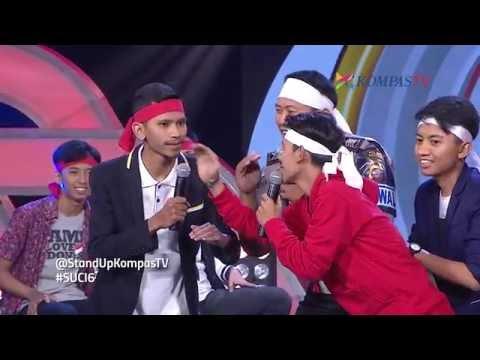 """Dana """"Diganggu"""" Indra Jegel - SUCI 6 Callback"""