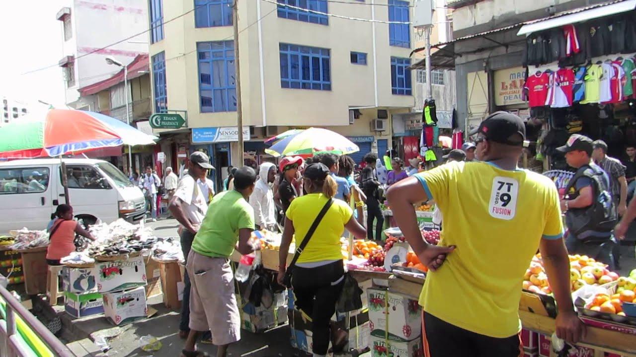 Central market port louis mauritius youtube - Mauritius market port louis ...