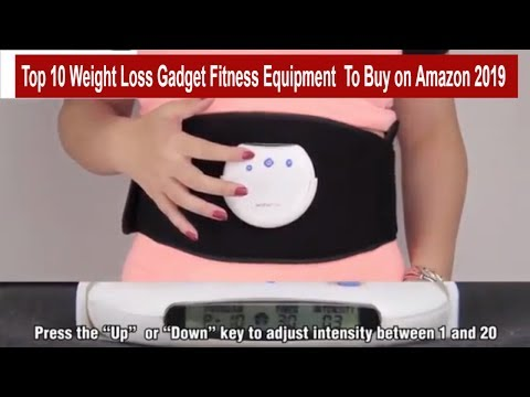 top-10-weight-loss-gadget-fitness-equipment-to-buy-on-amazon-2019