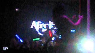 Afrojack @ Surrender in Vegas! | Kirsty - Hands High (Afrojack Remix) (Nov 2, 2012)