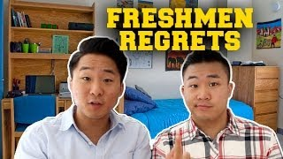 COLLEGE FRESHMEN REGRETS! thumbnail